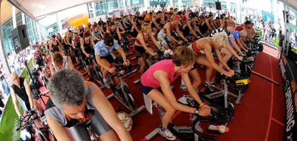 Rimini Wellness - Spin bike
